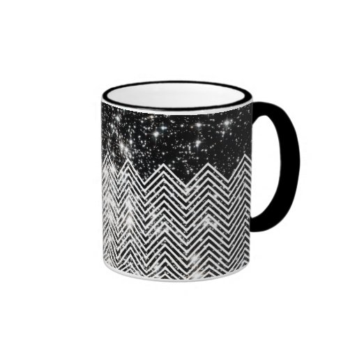 CHEVRON Universe Coffee Mug