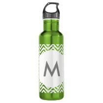 Chevron Water Bottle