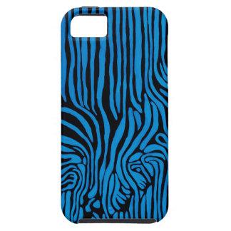 Chevron Zebra turquoise iPhone SE/5/5s Case