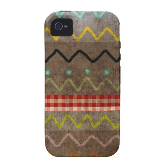 Chevron Zig zag Iphone Case