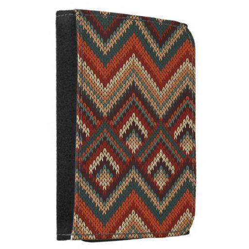 Chevron Zig Zag Knitting Pattern : Chevron zig zag stripes knitting pattern wallet zazzle