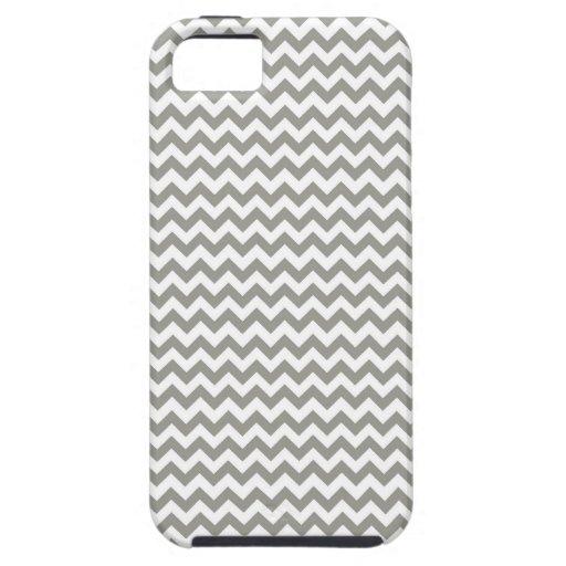 Chevron - zigzag - caso del iPhone iPhone 5 Cárcasa