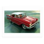Chevy57-34 Postcard