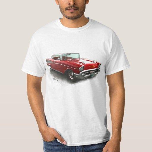 Chevy57-34b, 1957 T-Shirt