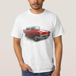 Chevy57-34b, 1957 tee shirt