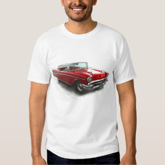 Chevy57-T-Shirt Tee Shirt