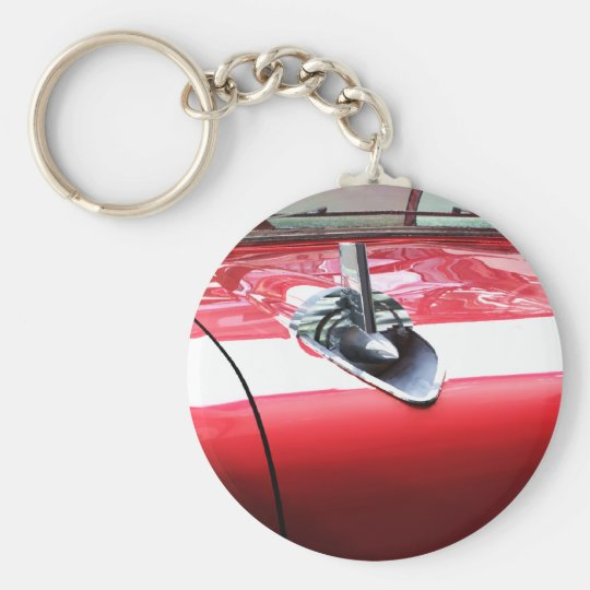 Chevy57Hood Keychain