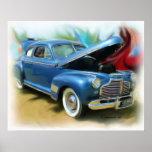 Chevy 1941 póster