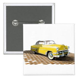 Chevy 1953 pin cuadrado