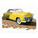 Chevy 1953 postales