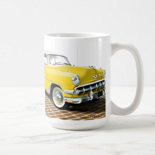 Chevy 1953 taza