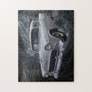 Chevy 1955 rompecabezas con fotos