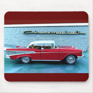 Chevy 1957 mouse pad