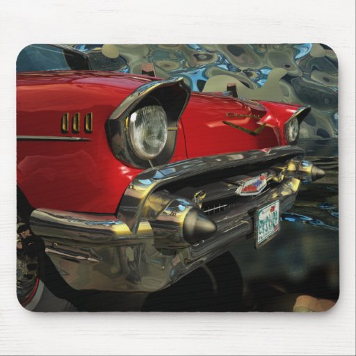 Chevy 1957 mouse pads