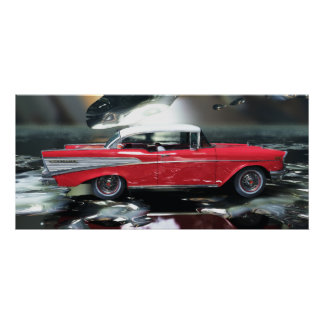 Chevy 1957 posters