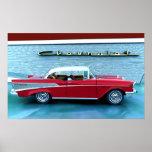 Chevy 1957 print
