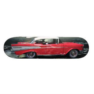 Chevy 1957 skateboard