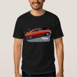 Chevy 1972 Nova - camiseta del arte de Digitaces Playera
