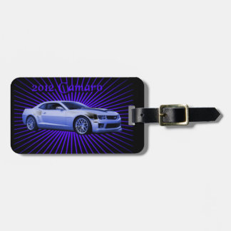 Chevy 2012 Camaro Tag For Luggage