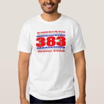 chevy 383 stroker t shirt