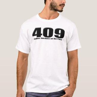 chevy 409 cubic inch big block impala T-Shirt