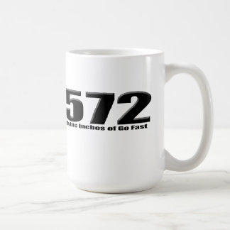 Chevy 572 Big Block Coffee Mug