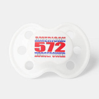 Chevy 572 Big Block Baby Pacifiers