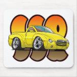 Chevy amarillo SSR Alfombrilla De Ratón