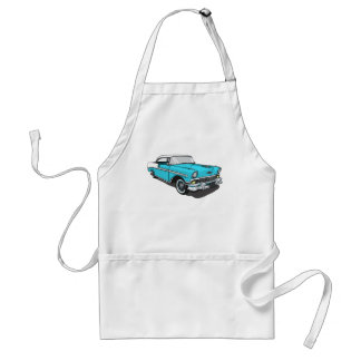 Chevy Bel Air - Blue Aprons