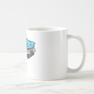 Chevy Bel Air - Blue Coffee Mug