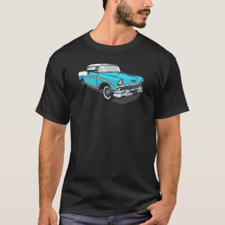 Chevy Bel Air - Blue T-Shirt