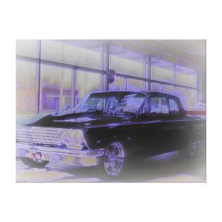 Chevy Bel Air Classic Canvas Print
