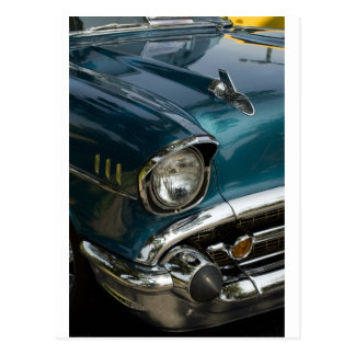 Chevy Bel Air Postcard