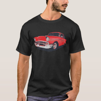 Chevy Bel Air vector illustration T-Shirt
