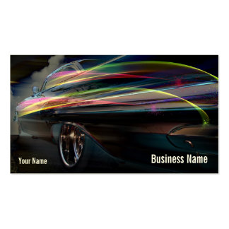 Chevy Business Card