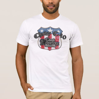 Chevy C-10 Truck - Route 66 - American Classic T-Shirt