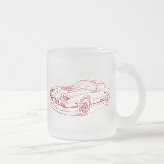 Chevy Camaro1990 IROCz Coffee Mugs