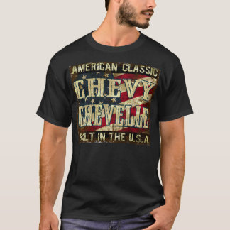 Chevy Chevelle - Classic Car Built in the USA T-Shirt