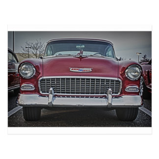 Chevy Classic Car HDR Photo Picture Gift Shirt Mug Postcard