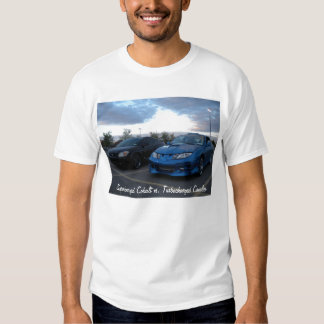 Chevy Cobalt SS Supercharged vs Cavalier turbo T-Shirt