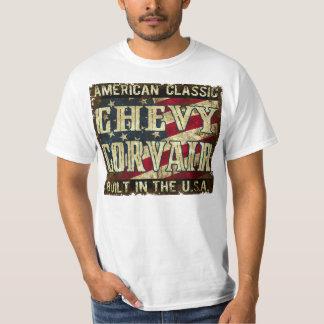 Chevy Corvair - coche clásico construido en los Playera