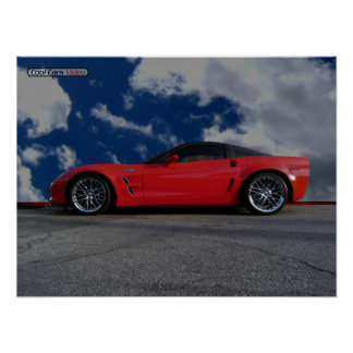 Chevy Corvette ZR1 Print