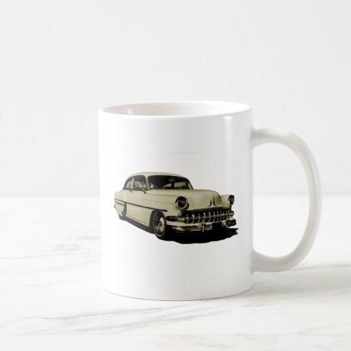 chevy cremoso taza clásica