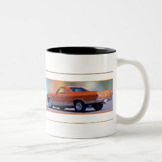 CHEVY EL CAMINO COFFEE CUP MUG