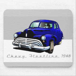 Chevy Fleetline 1948 Mousepad