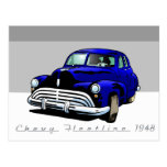 Chevy Fleetline 1948 Postal