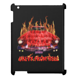 CHEVY FROM HELL iPad CASES