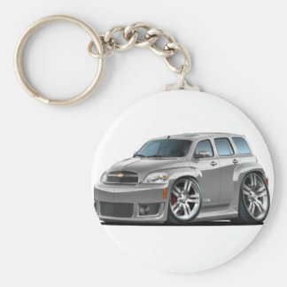 Chevy HHR SS Silver Truck Keychain