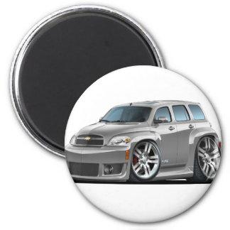 Chevy HHR SS Silver Truck Magnet