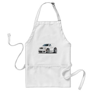 Chevy HHR SS White Panel Truck Adult Apron